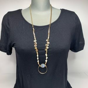 Long necklace